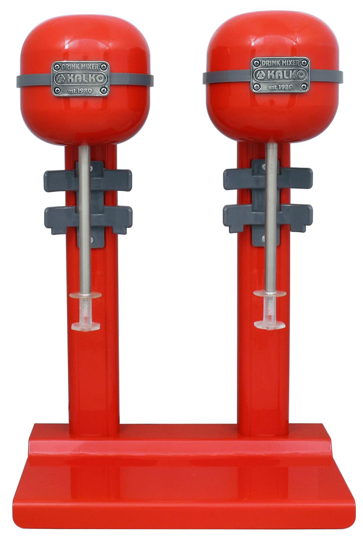 Κόκκινο, διπλή φραπιέρα